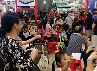 熱烈慶祝紅樹灣家具博覽中心·荔灣店【家具新品惠】第一
